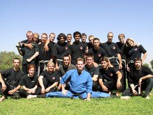 1 Year Ninja Martial Arts Teacher Training, Travel, and Adventure in California, USA