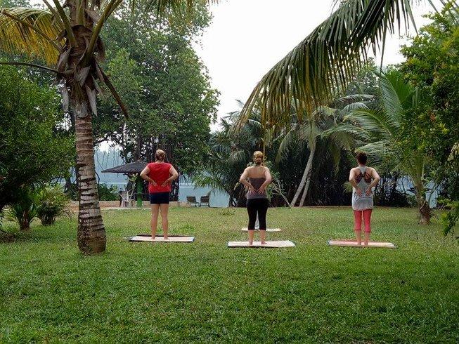 5 Days Riverside Ayurveda and Yoga Retreat in Bentota, Sri Lanka