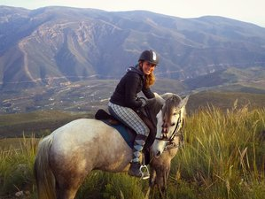21 Days Fun Working Ranch and Horse Riding Holiday in Andalusia, Spain