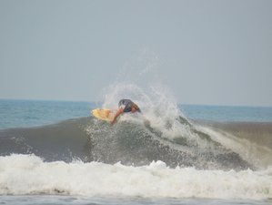 8 Days All Levels Surf Camp in Nicaragua