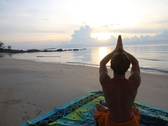 29 jours-200h de formation de professeur de yoga à Koh Phangan, Thaïlande