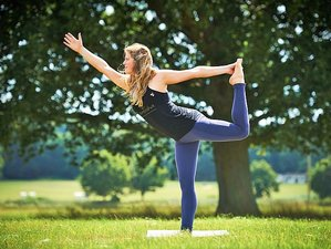 3 Days Fall In To Yoga at Ockenden Manor Yoga Holiday in UK
