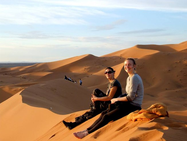 7 Days Aikido and Meditation Retreat in Morocco