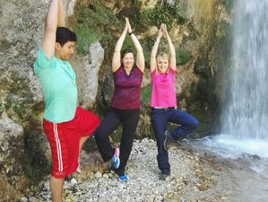 4 Days Italy Yoga Retreat in Christmas