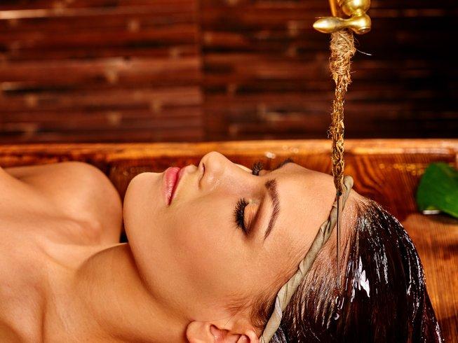 7 Days Serene Ayurveda Yoga Retreat in Kerala, India