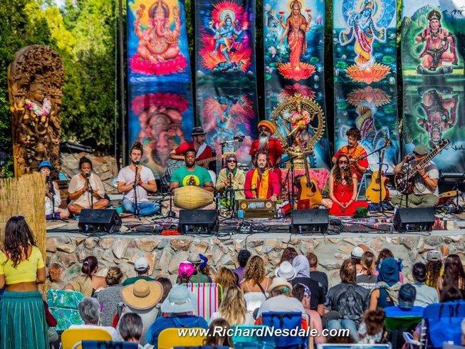3 Days Meditation and Yoga Retreat in California