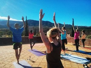 6 Days New Year Walking and Yoga Holiday in Morocco