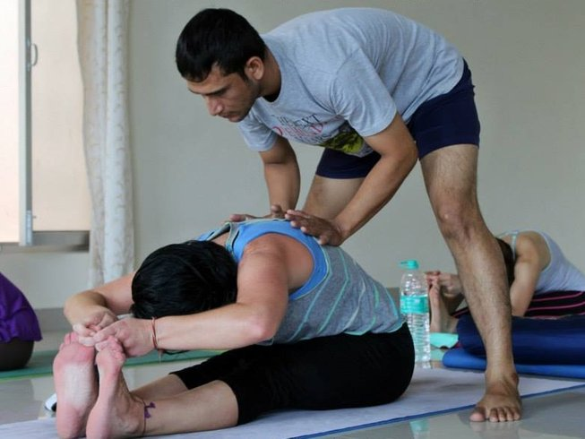 25 Days 200 hour Yoga Teacher Training in Rishikesh, India