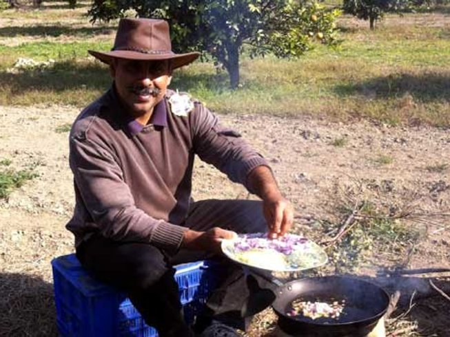 3 Days Citrus Farm Cooking Holidays in India