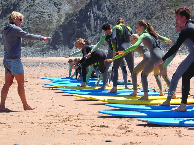 6 Days Surf Camp in Algarve, Portugal