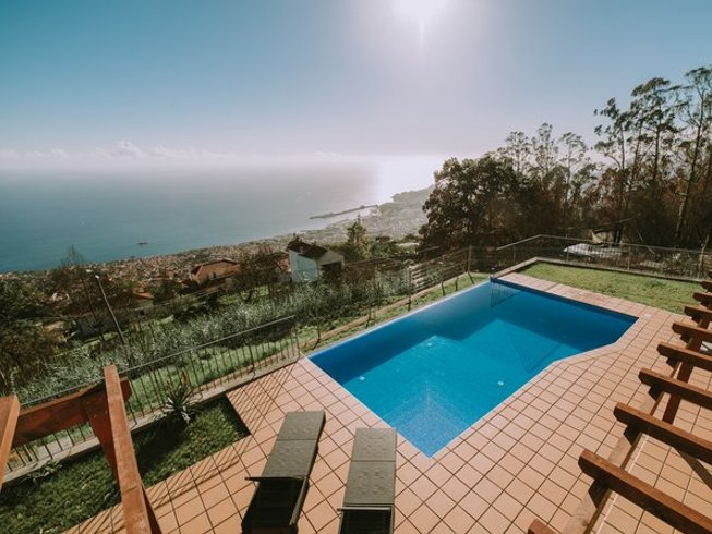 7 Days Salt Healer Training and Yoga Retreat in Madeira, Portugal