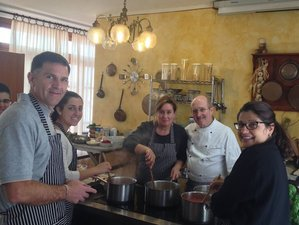 8 Days Slow Food Cooking Holiday in Italy