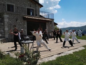 8 Days Tai Chi, Qi Gong, and Yoga Retreat in Isernia, Italy