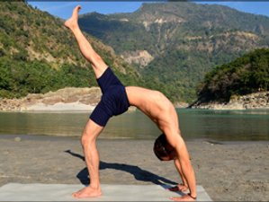 28 Days 200-Hour Hatha YTT in Rishikesh, India