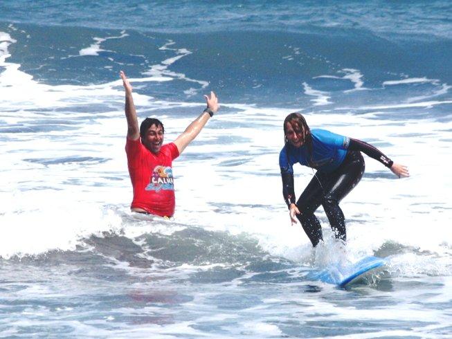 8 Days Enjoyable Yoga and Surf Camp Madeira Island, Portugal