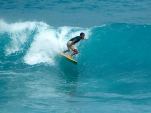 4 Days Mountain Tour and Surf Camp in Barahona, Dominican Republic