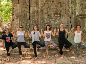 5-Daagse Wellness Yoga Retraite in Cambodja