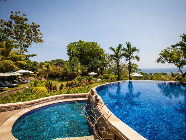 8 Days Rice Field Trekking & Yoga Retreat in Bali