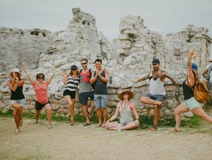 7 Tage Yoga Retreat am Strand in  Riviera Maya, Mexiko