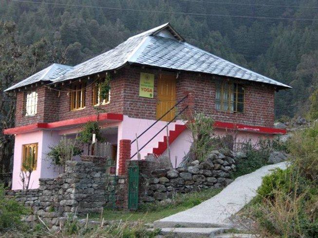 28 Days 200hr India Yoga Teacher Training in Dharamsala