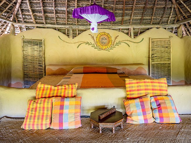 15 jours en stage de yoga Iyengar au Sri Lanka