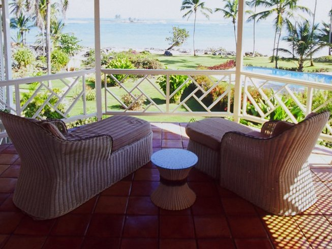 5 Days Art of Life Culinary Vacation, Detox, and Yoga Retreat in Samaná Province, Dominican Republic