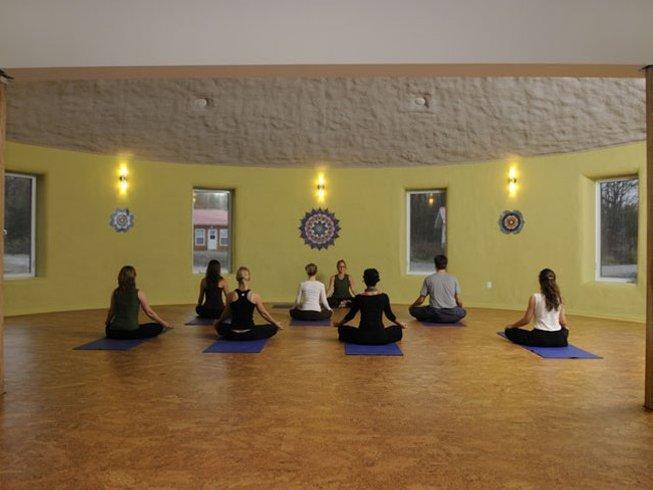 3 Tage Restorative Meditation und Yoga Retreat in Ontario, Kanada