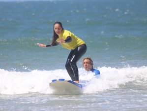 14 Days Summer Surf Camp in Porto Area, Portugal