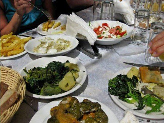 4 Days Cretan Vegetarian Cooking Holidays in Greece