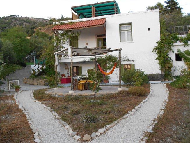 8 jours en stage de yoga, méditation et detox en Grèce