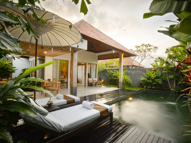 4 Days Purification and Yoga Retreat in Bali