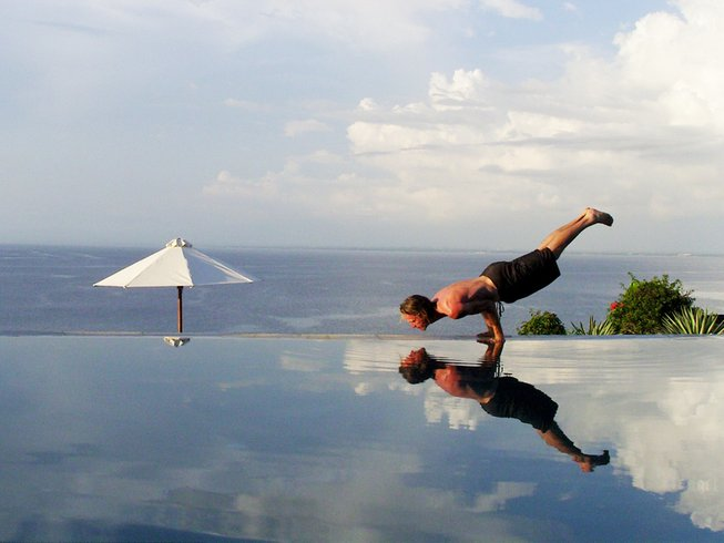 7 Days Connecting to the Elements Yoga Retreat in Bali