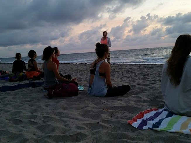 4 Days Refreshing Zen Den Yoga Retreat in Florida