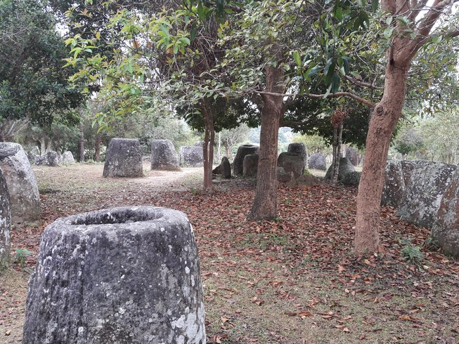 3 Days Plain of Jars Culture and Culinary Tours in Laos