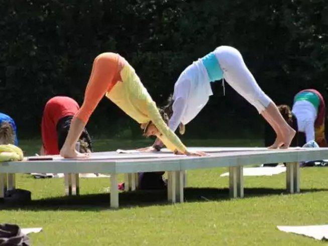 8-Daagse Ayurveda Detox en Yoga Retraite in Počátky, Tsjechië