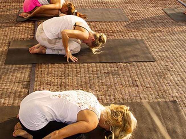 4 Days Fitness and Yoga Retreat for Women in Bali