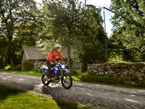 7 Days Guided Motorcycle Adventure in South Sweden