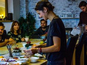 6 Days Vegan Cooking, Meditation, and Yoga Retreat in Transylavania, Romania