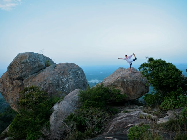 14 Days Meditation and Vinyasa Yoga Retreat in Sri Lanka