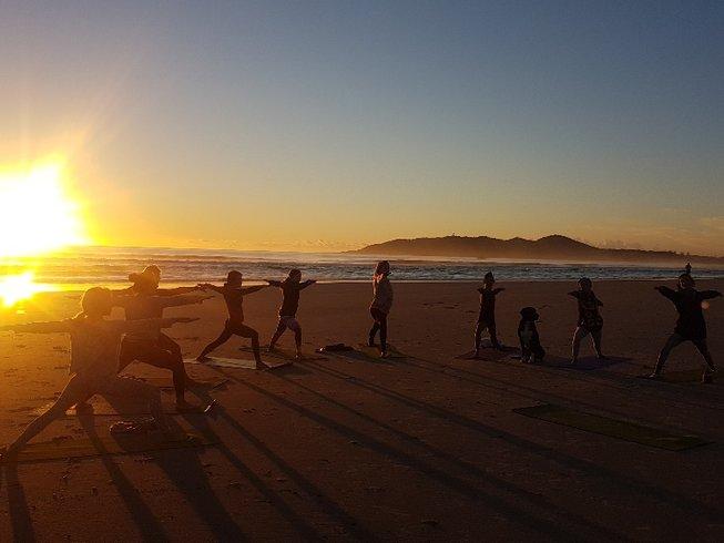 28 días profesorado de yoga auténtico (200 horas) en Karnataka, India