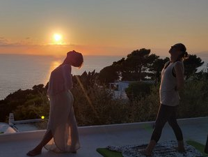 4 Day Capri Summer Solstice 2021 and Precious Moments with Yoga Meditation Holiday in Campania