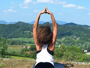3 Day Weekend Short Break Wellness and Yoga Holiday in Tuhelj, Krapina-Zagorje County