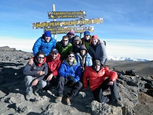 6 Days Marangu Route Climbing Safari in Mount Kilimanjaro, Tanzania