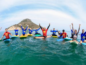 8 Days Refreshing Yoga and Surf Camp in Rio de Janeiro, Brazil