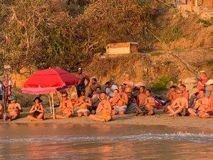 7-Daagse Yoga Retreat voor Mannen met Nieuwjaar in Zipolite, Oaxaca