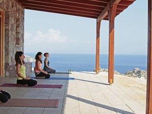 8 Days Ashtanga Yoga Escape in Crete, Greece