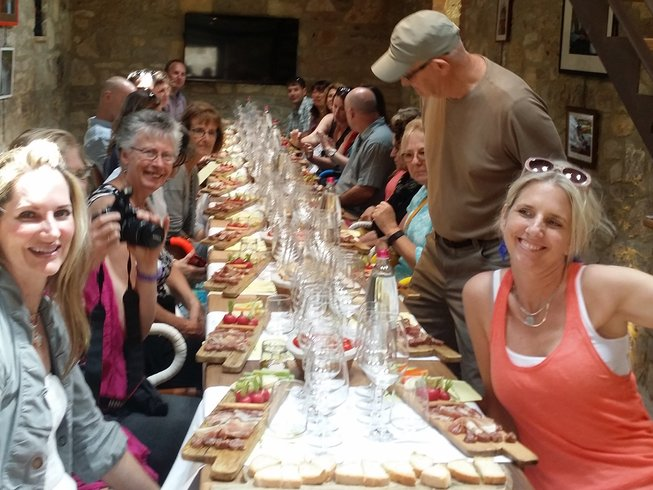 5 Days Chianti Wine Tours in Italy