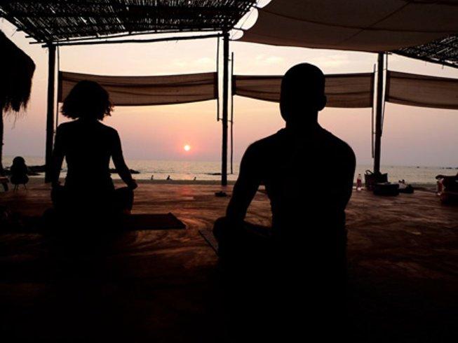 8 Days Shakti Dance and Yoga Retreat in Goa, India