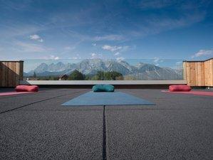 8 Tage Yoga am Berg Retreat in der Steiermark, Österreich