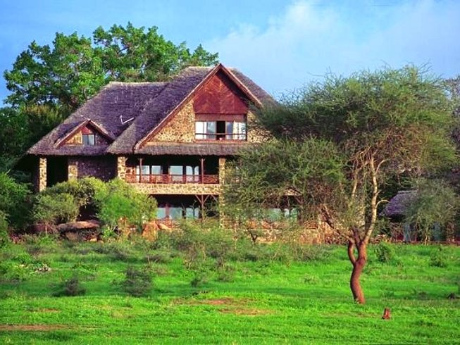 3 Days Secrets of Tsavo Safari in Kenya